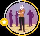 Ilustração do avatar de Protagonista