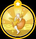 Ilustração do avatar de Ídolo