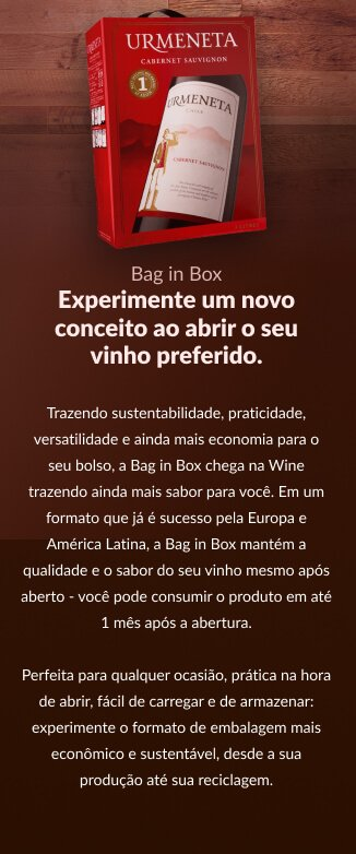Banner do Bag in Box